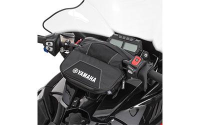 Yamaha Snowmobile Accessories Arel Handlebar Bag