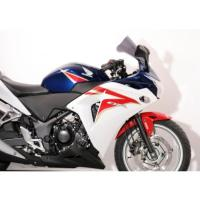 MRA Double-Bubble RacingScreen Windshield for (Honda CBR250R '11-)       ***LIGHT SMOKED*****Product Description**The original