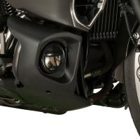 Upgrade to include LED fog lights from the Transcontinental option package.Fully integrated LED fog lights use dedicated mounting points and light cutoutsStock wire harness connects seamlesslyUses existing stock switches to reduce handlebar clutter
