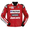 Alpinestars / Ducati Replica Team 19 Perforated Mens Leather Jacket
