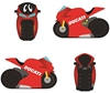 Ducati Cartoon Money Box