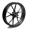 Black Forged Aluminium Wheel Rims