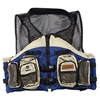Yamaha Nylon Mesh Fishing Life Jacket