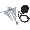 Yamaha Boat Anchor Kit With Colored Chain
