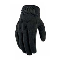 ICON MOTOSPORTS ANTHEM 2 STEALTH GLOVE