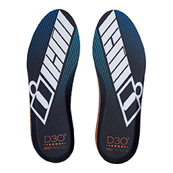 ICON MOTORSPORTS D30 COMFORT LINER INSOLES