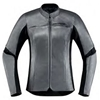 ICON MOTOSPORTS OVERLORD LEATHER WOMENS JACKET