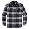 ICON MOTOSPORTS FELLER FLANNEL MENS SHIRT