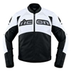 ICON MOTOSPORTS CONTRA2 LEATHER PERFORATED MENS JACKET