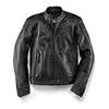 BlackLeather Womens Jacket