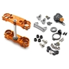 KTM Factory Triple Clamp / Steering Damper Kit