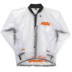 Rain Jacket Transparent From Ktm Powerwear Offroad