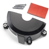 Carbon Fiber Clutch And Ignition Cover Protection