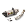 Akrapovic Slip-On Line For Duke