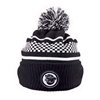 Cathead Patch Knit Hat