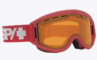 5ba2623f9c9 Getaway Snow Goggle from Spy Optic Eyewear