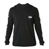 Branded Long Sleeve Tee