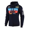 2019 TLD KTM Team Mens Zip-Up Hoodie