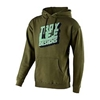 Block Party Mens Pullover Hoodie