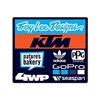 2018 TLD KTM Team Sticker