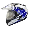 Cross Tour 2 Adventure Snowmobile Helmet