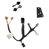 1 + 1 Seat Electric Visor / Heated Boots Wire Harness