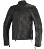 BRERA LEATHER JACKET