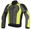Black/Yellow Fluorescent - Front View