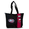 Mustang Zippered Tote Bag