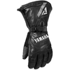 FXR Yamaha Leather Gauntlet Gloves