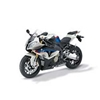 BMW Motorrad S1000 RR Miniature 1:10 Scale Model