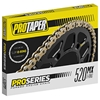 PRO TAPER 520MX O RING PRO SERIES FORGED CHAIN