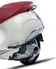 Vespa Rear Protection Bars