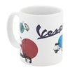 Vespa 70 Years Young Mug