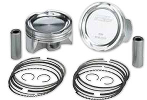 HIGH PERFORMANCE 4-STROKE PISTON KITS BY CP PISTONS