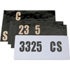 LICENSE DECAL KIT