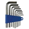 10-PIECE HEX WRENCH SET