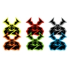 AGROID COLORS DECAL