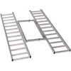 TRI-FOLD ADJUSTABLE ALUMINUM RAMP