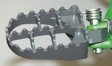 IMS SUPER-STOCK FOOTPEGS