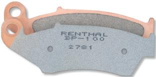 RENTHAL RC-1 WORKS BRAKE PADS