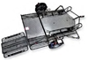 KENDON DUAL RAIL RIDE UP SRL STAND UP MOTORCYCLE TRAILER