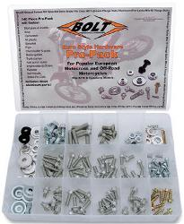 BOLT EURO PRO PACK