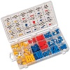 PERFORMANCE TOOL 160-PIECE WIRE TERMINAL ASSORTMENT