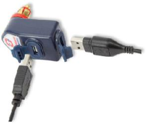 TEC MATE OPTIMATE 3300MA DUAL OUTPUT USB CHARGER