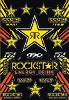 FACTORY EFFEX ROCKSTAR DECAL SHEETS