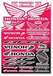 FACTORY EFFEX OEM STICKER SHEETS