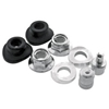 BOLT MC HARDWARE RIM LOCK AND VALVE STEM SEAL KIT