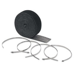ACCEL HIGH-TEMPERATURE EXHAUST WRAP KITS