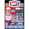 100 PERCENT STICKER KIT
